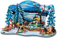"""PLAYMOBIL - Adventskalender """"Kerst in het bos"""" (4166)"""