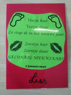 Nieuwjaarsbrief peuters *liestr*