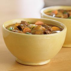 Best-ever Beef Stew | 25 top soup and stew recipes from FamilyFun. | Recipes | FamilyFun