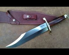 Ultimate Bowie Knife
