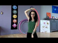 One Handed Carousel Hooping Tutorial with Sally Hoopdart - hooping.org