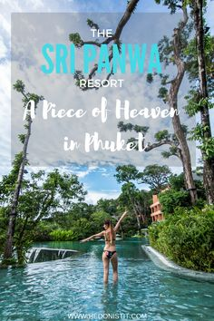 THAILAND : Sri Panwa Luxury Resort in Phuket | Amazing suites luxury hotel you have to book when traveling to Phuket for your honeymoon | Places to stay in Thailand | Travel destinations to add to your bucket list | | Visit us @ www.hedonistit.com for more!