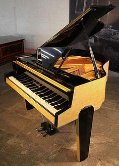 yellow piano www