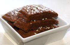 Bästa receptet på sega chokladsnittar