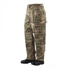 Tru-Spec 1266 Tactical Response Uniform Pants, MultiCam