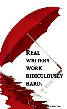 Real writers / writing