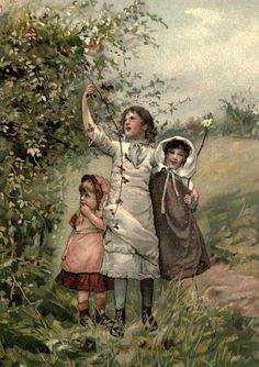 Golden Days, Lizzie Lawson (1867 – 1902, English)