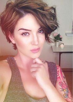 hair cut.. still. glamorous ♡