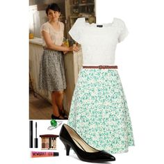 """Mary Margaret"" by musiclover1 on Polyvore"