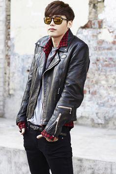 Lee Jong Suk for Oakley Eyewear 2015