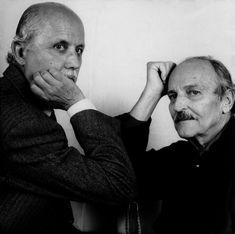 José Antonio Corrales  nació en Madrid en 1921, Ramón Vázquez Molezún  nació en La Coruña en 1922; ambos estudiaron Arquitectura en la Escue...