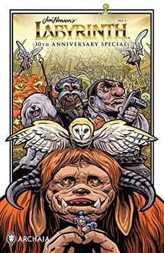 Jim Henson Labyrinth 30th Anniv Special #1 Comic Book by ... https://www.amazon.com/dp/B01JVDWV94/ref=cm_sw_r_pi_dp_x_Q2qlyb6T606M4