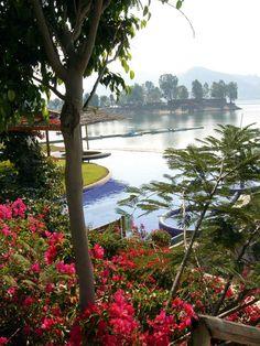 Estado de Mexico, Valle de Bravo, Hotel El Santuario,