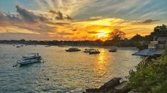 The Deck at Nusa Lembongan - Moalii Best Places To Eat, Bali, Deck, Sunset, Outdoor, Outdoors, Decks, Sunsets, Outdoor Games