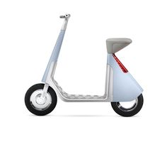 scoot electric scooter – 2005  gro design