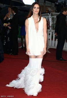 Paz Vega in Stephane Rolland Haute Couture