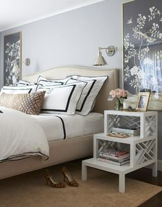 Elements of Style Blog | Get the Look: My Guest Room | http://www.elementsofstyleblog.com