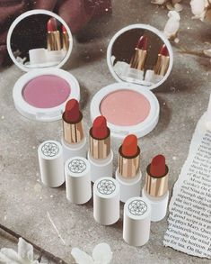 Cruelty-free makeup, Made in the USA Cruelty Free Makeup, Organic Makeup, Lipstick, Usa, How To Make, Beauty, Lipsticks, Cosmetology