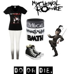 """""""My Chemical Romance"""" by metal-head on Polyvore"""