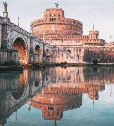 Places to visit, rome photography, travel photography, rome architecture, t Oh The Places You'll Go, Places To Travel, Travel Destinations, Places To Visit, Visit Rome, Voyage Rome, Destination Voyage, Photos Voyages, Travel Goals