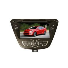 For HYUNDAI Elantra 2013-2014 - Car DVD Player GPS Navigation Touch Screen Radio Stereo Multimedia System