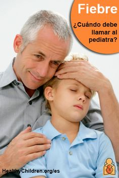 Si su niño tiene fiebre, es importante saber cuándo tiene que llamar al pediatra. Visite helathychildren.org/es