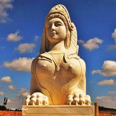 Buddha Eden Bombarral Portugal