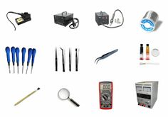 Curso de Reparación de Celulares - Capitulo 1: Capitulo 1 - Introducción Gadgets, Led, Tools, Phone, Android, Health, Fitness, Repair Manuals, Electrical Circuit Diagram