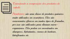 Feirinha Chic : Entendendo a composição dos produtos de cabelos - ...