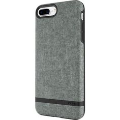 Incipio - Esquire Case for Apple® iPhone® 7 Plus - Carnaby Khaki