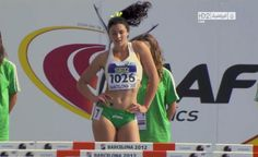 Atleta faz dancinha sexy para se aquecer antes de competiçao e logo se torna viral na rede http://bbus.biz/t/111588