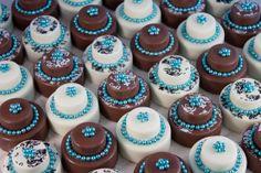 Chocolate Covered Oreos | One Dozen Chocolate or Vanilla covered oreos - Wedding Cake with ...