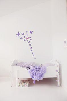 mariposas en violeta...so presh