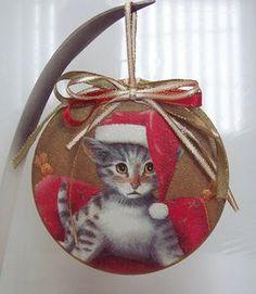 Déco de Noël sur Cd , Décos Noël à fabriquer