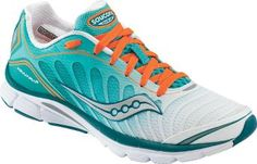 Cabela's: Saucony® Women's ProGrid Kinvara 3 Running Shoes. My new shoes to run the Ukrop's 10k!