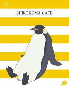 【Blu-ray】TV しろくまカフェ cafe.3 アニメイト限定版 | アニメイトオンラインショップ Penguin Art, Design Art, Graphic Design, Arctic Circle, Nihon, Polar Bear, Cute Art, Manga Anime, Posters