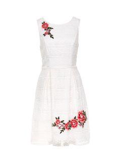 Archer Dress | Cream | Dresses