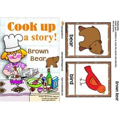 Brown Bear flashcards