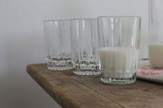 Milk or juice glass by Brimfieldfinds on Etsy, $10.00