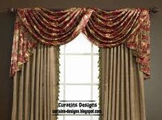 pictures of curtain styles - Google Search