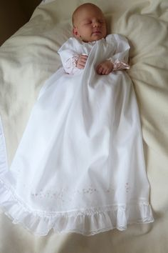 Baby Christening Outfit, Baptism Gown, Frocks And Gowns, Blessing Dress, Baby Gown, Heirloom Sewing, Baby Wraps, Handmade Clothes, Beautiful Babies