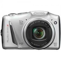 Camera Foto Canon PowerShot SX150 IS Silver