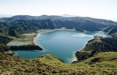 Lagoa do Fogo (Portugal)