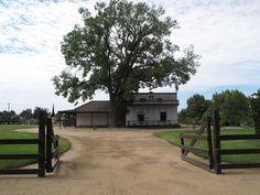 California Historical Houses -- Los Angeles County -- Whittier -- Pio Pico State Historic Park -- El Ranchito (built 1853)