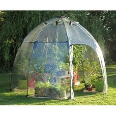 Tierra Garden Haxnicks 9 Ft. W x 9 Ft. D Greenhouse