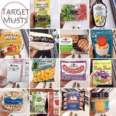 Target Paleo and Whole 30
