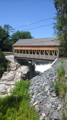 Quechee Covered Bridge