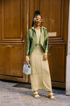 The Best Street Style at Paris Fashion Week Spring 2022