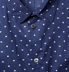 Marc by Marc Jacobs Durnham Printed Cotton Shirt | MR PORTER