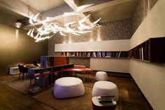 Modern Office Interior Design & Architecture